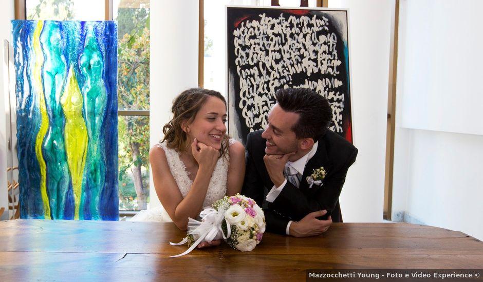 Il matrimonio di Lorenzo e Valentina a Pescara, Pescara