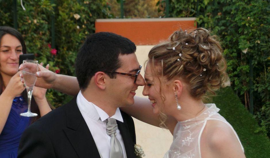 Il matrimonio di Chiara e Federico a Roma, Roma