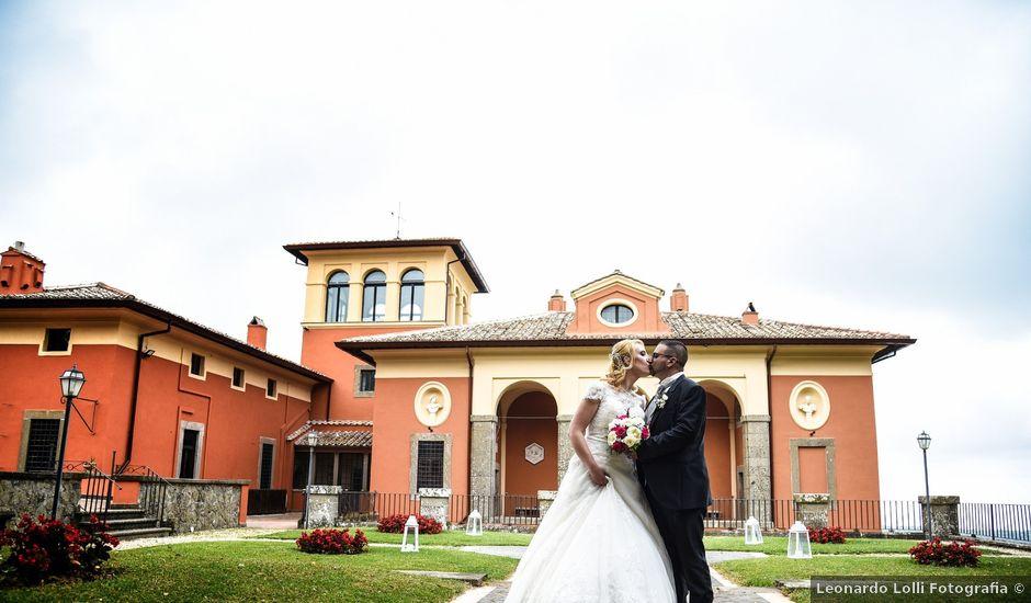 Il matrimonio di Alessandro e Silvia a Ariccia, Roma