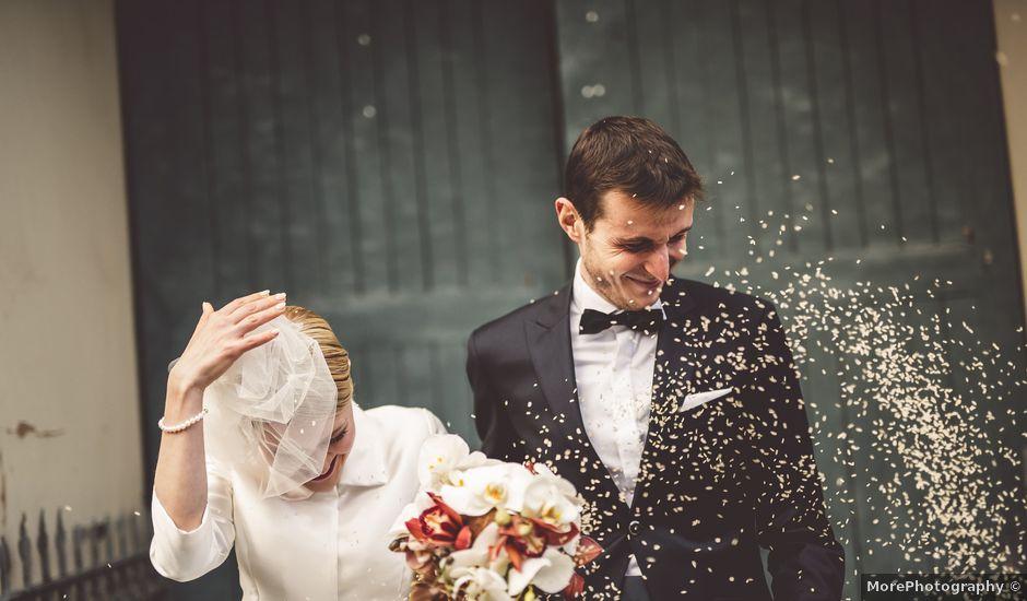 Il matrimonio di Marco e Sarah a Scandiano, Reggio Emilia