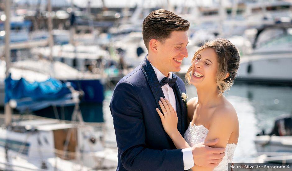 Il matrimonio di Eleonora e Francesco a Bacoli, Napoli