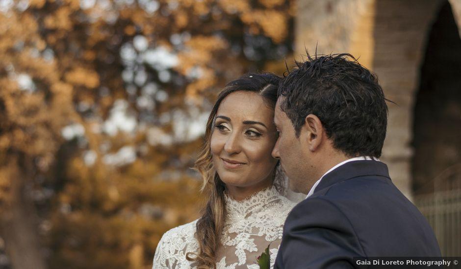 Il matrimonio di Antonio e Simona a Fano Adriano, Teramo