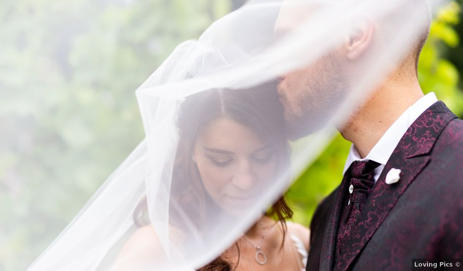 Il matrimonio di Enrico e Sara a Costigliole Saluzzo, Cuneo