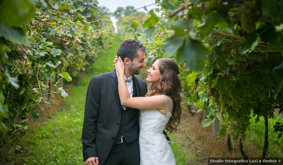 Il matrimonio di Giacomo e Federica a Valeggio sul Mincio, Verona