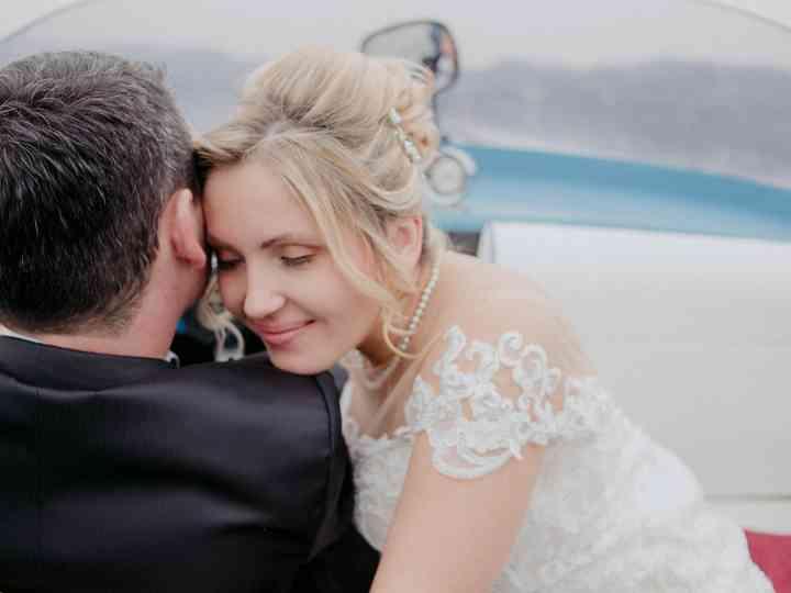 Le nozze di Tatiana e Christian