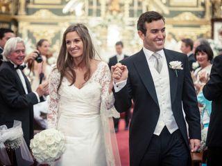 Le nozze di Rebecca e John