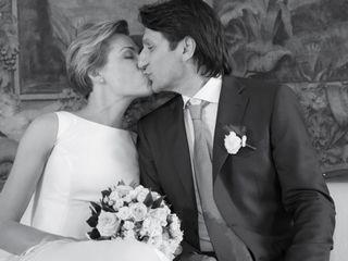 Le nozze di Daiva e Angelo