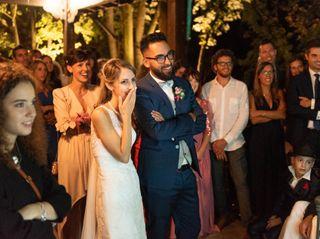 Le nozze di Laura e Sebastian
