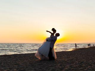 Le nozze di Elena e Mario 1