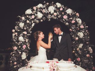 Le nozze di Andrea e Elena