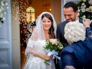 Le nozze di Antonella e Michele 1