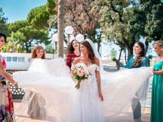Le nozze di Antonella e Michele 2