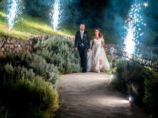 Le nozze di Antonella e Michele