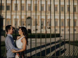 Le nozze di Maria e Fabio 1