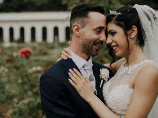 Le nozze di Maria e Fabio