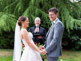 Le nozze di Rebecca e Manuel