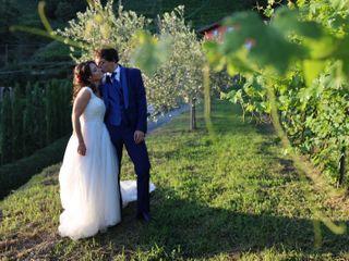 Le nozze di Anita e Samuele