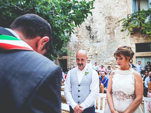 Il matrimonio di Gianni e Silvia a Pachino, Siracusa 41