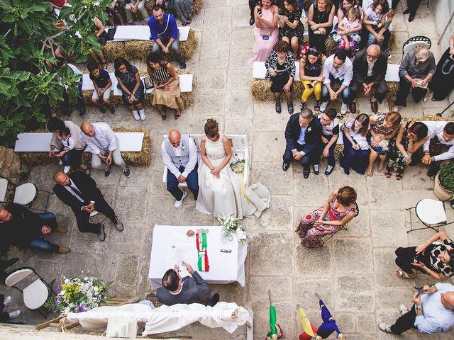 Il matrimonio di Gianni e Silvia a Pachino, Siracusa 42