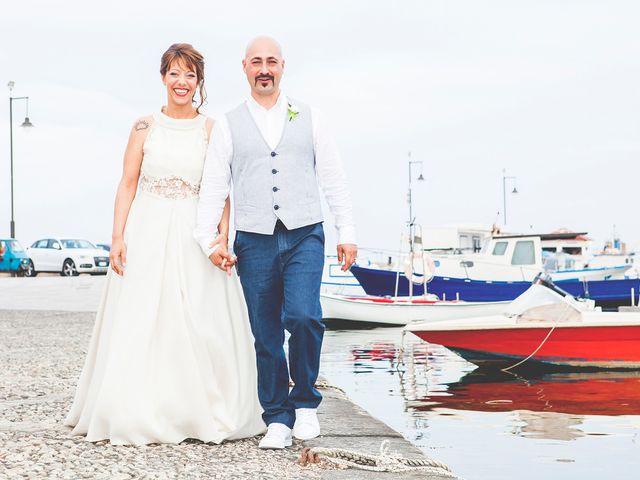 Il matrimonio di Gianni e Silvia a Pachino, Siracusa 52