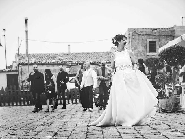 Il matrimonio di Gianni e Silvia a Pachino, Siracusa 53