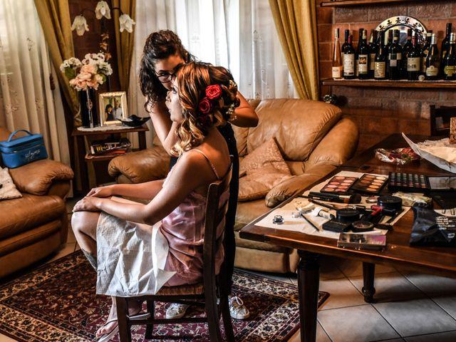 Il matrimonio di Andrea e Elisa a Gavorrano, Grosseto 9