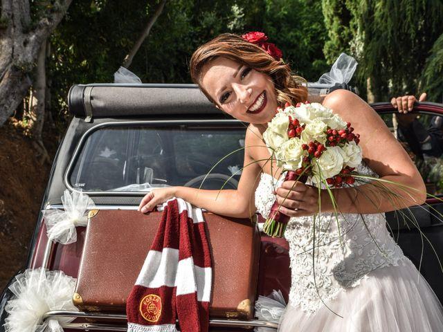 Il matrimonio di Andrea e Elisa a Gavorrano, Grosseto 13