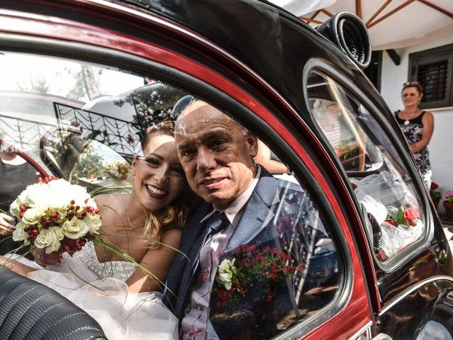 Il matrimonio di Andrea e Elisa a Gavorrano, Grosseto 14