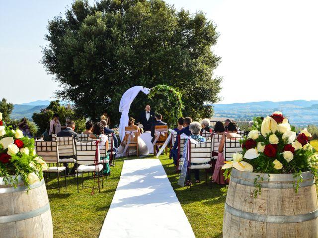 Il matrimonio di Andrea e Elisa a Gavorrano, Grosseto 15