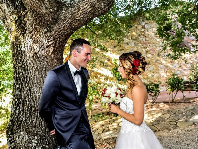 Il matrimonio di Andrea e Elisa a Gavorrano, Grosseto 18