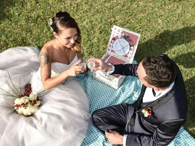 Il matrimonio di Andrea e Elisa a Gavorrano, Grosseto 20
