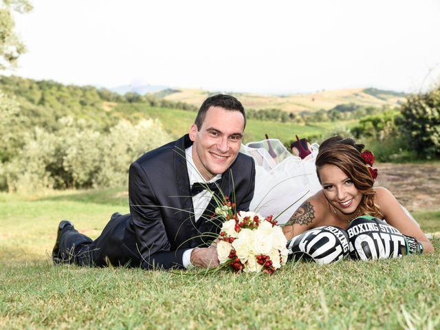 Il matrimonio di Andrea e Elisa a Gavorrano, Grosseto 22