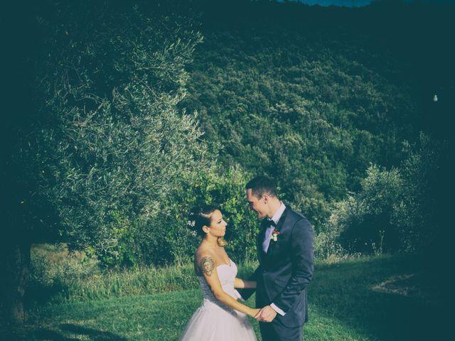 Il matrimonio di Andrea e Elisa a Gavorrano, Grosseto 23