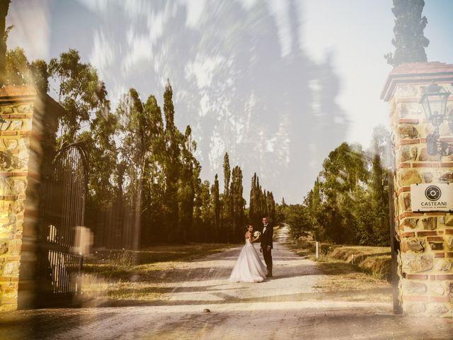 Il matrimonio di Andrea e Elisa a Gavorrano, Grosseto 1