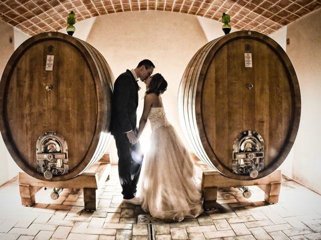 Il matrimonio di Andrea e Elisa a Gavorrano, Grosseto 2