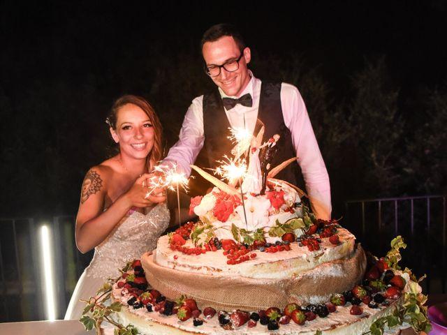 Il matrimonio di Andrea e Elisa a Gavorrano, Grosseto 26