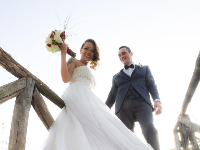Il matrimonio di Andrea e Elisa a Gavorrano, Grosseto 35