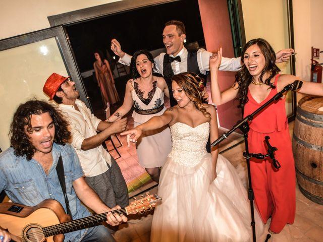 Il matrimonio di Andrea e Elisa a Gavorrano, Grosseto 36