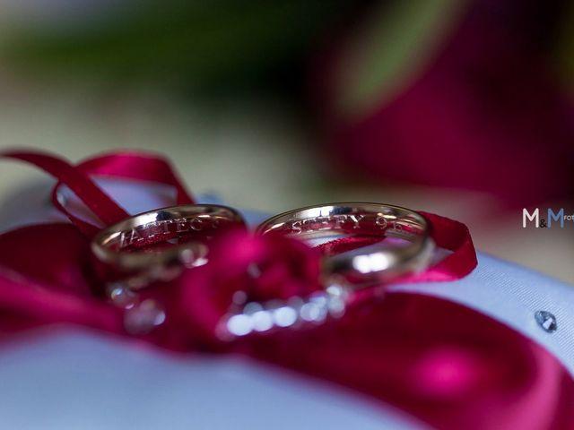le nozze di Stefy e Matteo