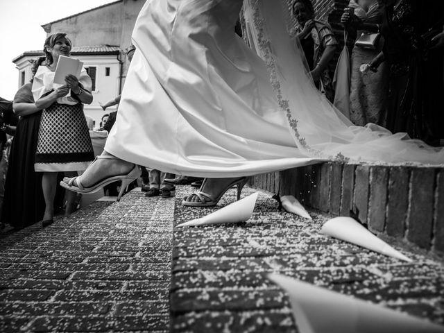 Il matrimonio di Michele e Susy a Sirolo, Ancona 7