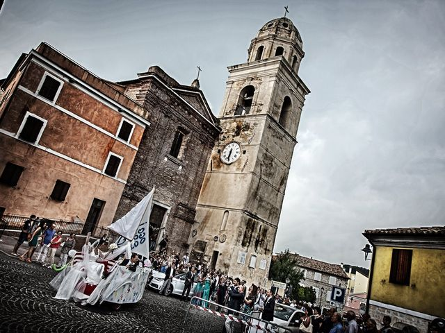 Il matrimonio di Michele e Susy a Sirolo, Ancona 8