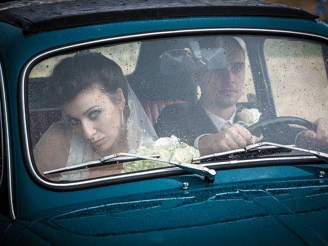 Il matrimonio di Michele e Susy a Sirolo, Ancona 9