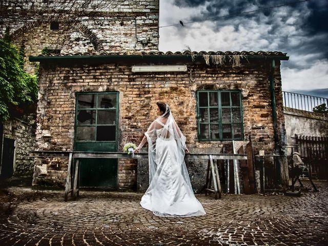 Il matrimonio di Michele e Susy a Sirolo, Ancona 12