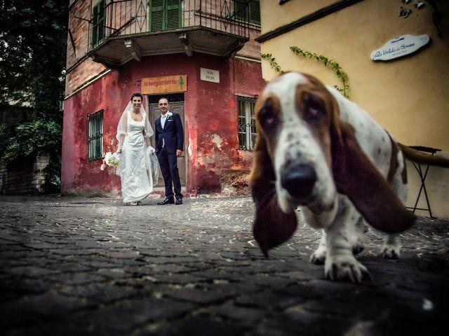 Il matrimonio di Michele e Susy a Sirolo, Ancona 13