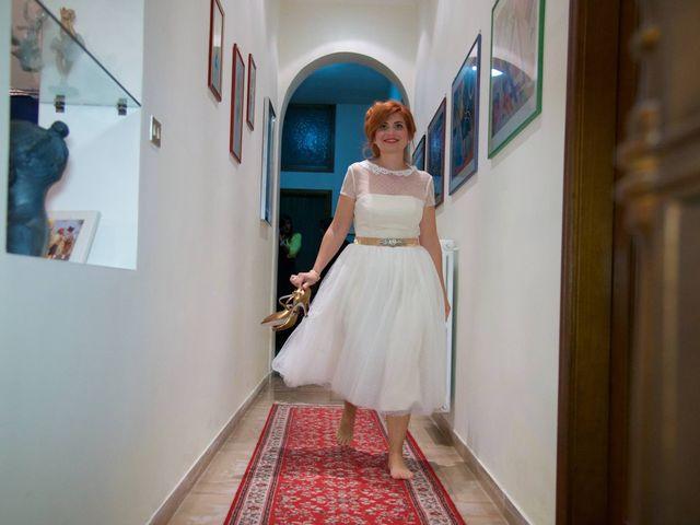 Il matrimonio di Luca e Simona a Francavilla Fontana, Brindisi 11