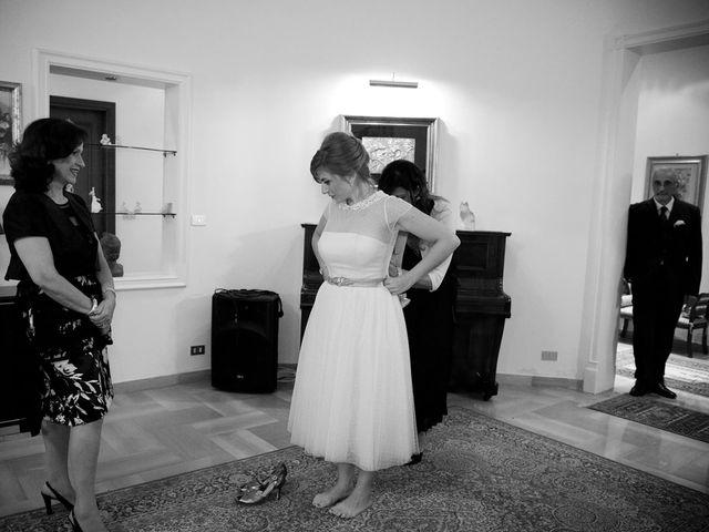 Il matrimonio di Luca e Simona a Francavilla Fontana, Brindisi 14