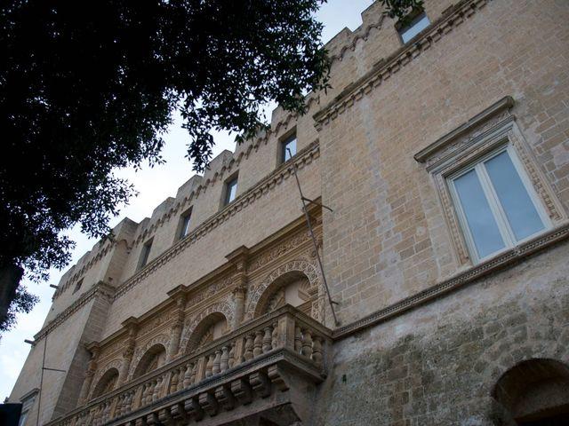 Il matrimonio di Luca e Simona a Francavilla Fontana, Brindisi 19