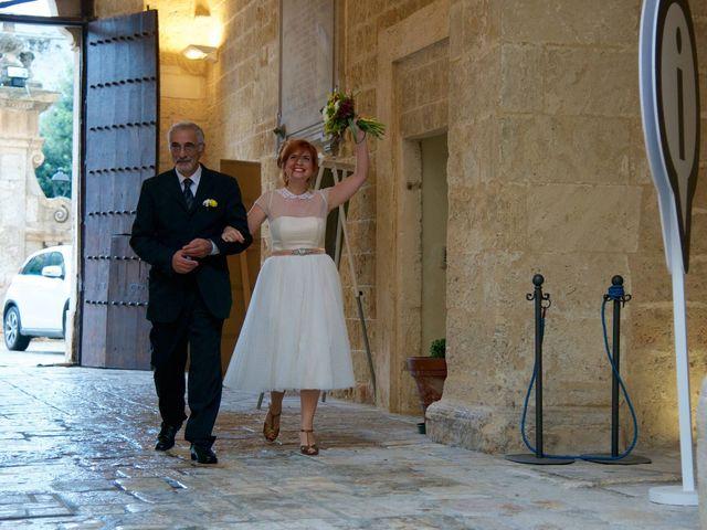 Il matrimonio di Luca e Simona a Francavilla Fontana, Brindisi 20