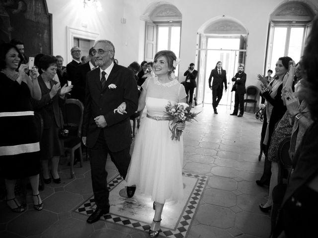 Il matrimonio di Luca e Simona a Francavilla Fontana, Brindisi 21