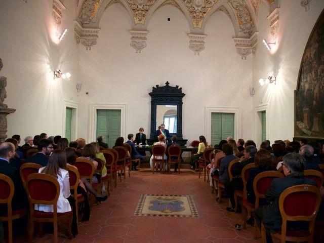 Il matrimonio di Luca e Simona a Francavilla Fontana, Brindisi 23